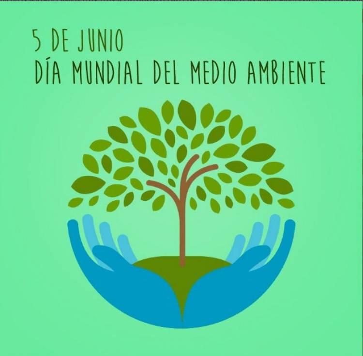 """5 DE JUNIO: """"DÍA MUNDIAL DEL MEDIO AMBIENTE"""""""