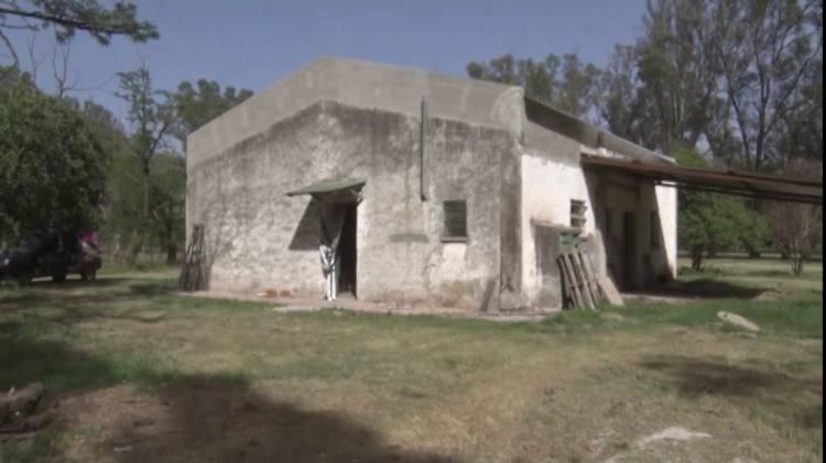 CONSTRUCCIÓN DE DESTACAMENTO PARA LA PATRULLA RURAL