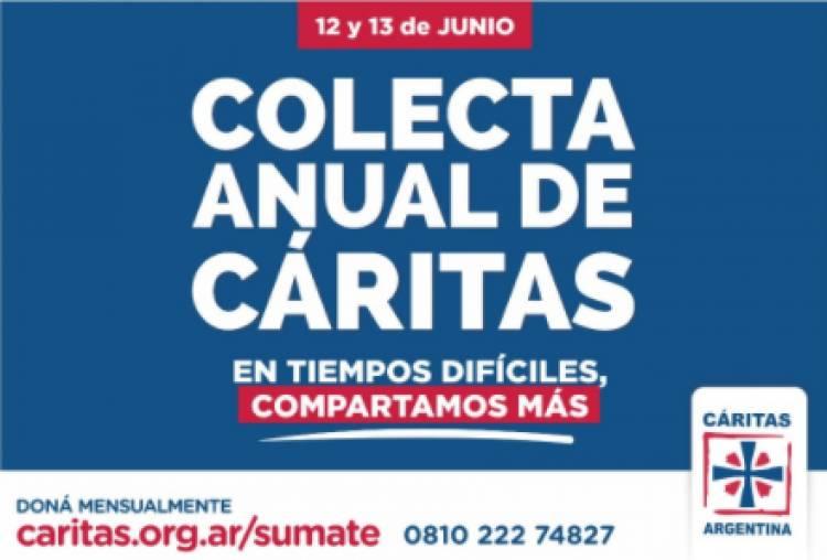 COMIENZA UNA NUEVA CAMPAÑA ANUAL DE CÁRITAS